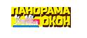 Логотип компании Панорама окон