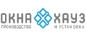 Логотип компании Окна-Хауз