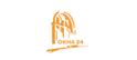 Логотип компании Окна 24