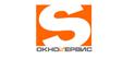 Логотип компании Окно-Сервис