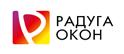 Логотип компании Радуга окон