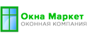 Логотип компании Окна Маркет