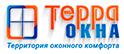 Логотип компании Терра Окна