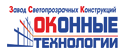 Логотип компании Оконные технологии