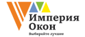 Логотип компании Империя Окон