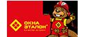 Логотип компании Окна Эталон