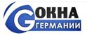 Логотип компании Окна Германии