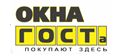 Логотип компании Окна ГОСТа