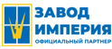 Логотип компании Завод Империя