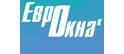 Логотип компании ЕвроОкна К